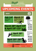 Upcoming Events 2019