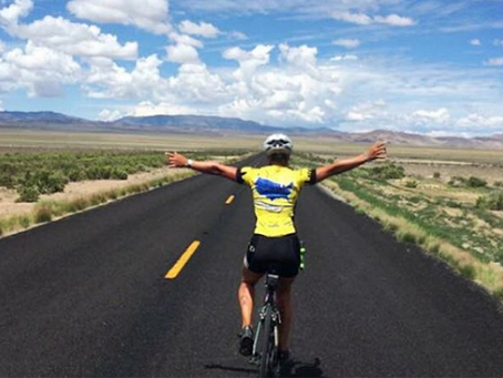 How Biking Across America Inspired the Ultimate Comeback: An Interview with Dr. Tara O'Rourke, DPT