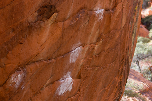 Red Rock Uptapped Bouldering Guide