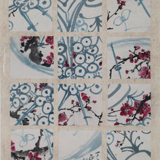 Blue and White Puzzle i