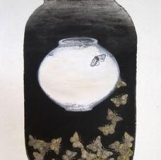 Jars & Memories MOON JAR