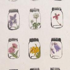 Jars & Memories Flower Array