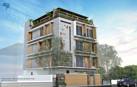 SHIVPRASAD'S HOUSE, INDIRANAGAR, BANGALORE
