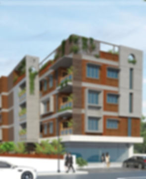 Eco friendly apartment - Vijay, Calicut