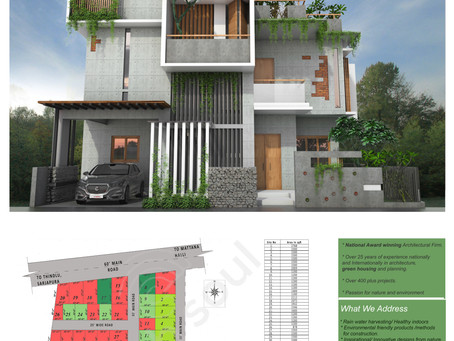 Signature Eco-friendly Villas@Sarjapur starting from 45 lakhs onwards