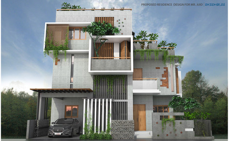 JIJID'S HOUSE, SARJAPUR, BANGALORE
