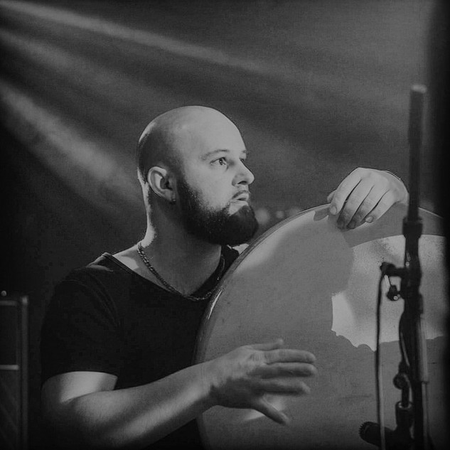Nicolas: Percussionniste