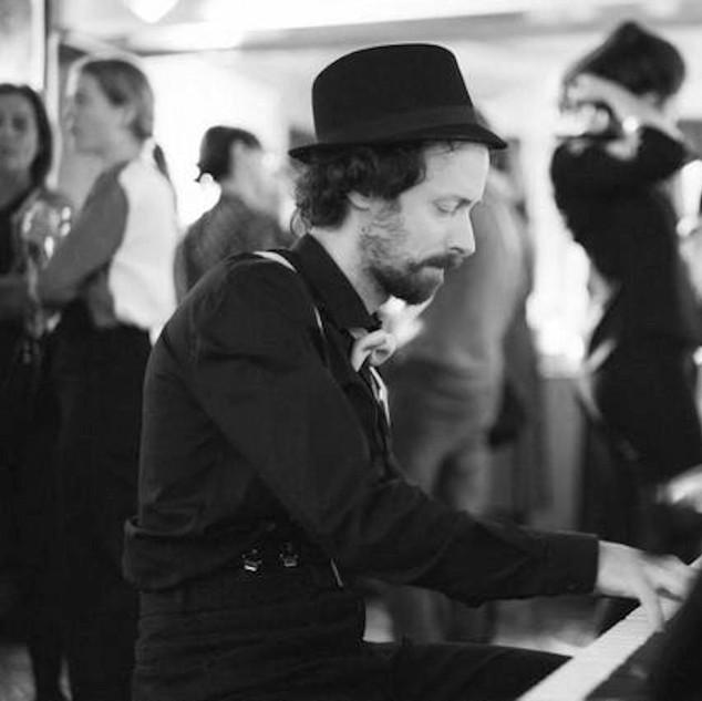 Thibault: Pianiste