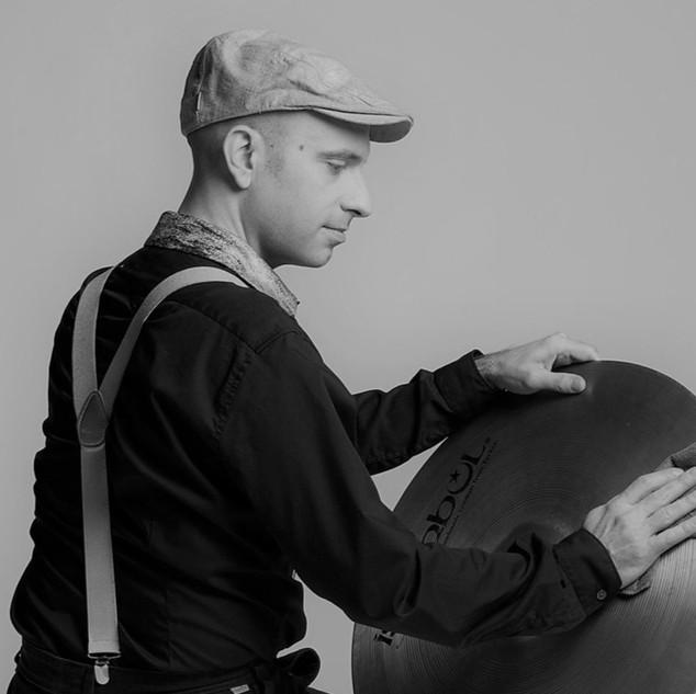 François : Percussionniste