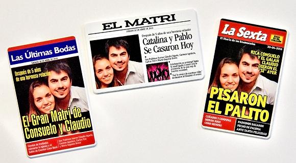 Tarjeta Magnetica Diario