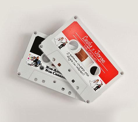 Parte Cassette