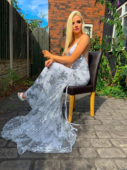 Stunning High Quality Evening Dress / Prom Dress / Mermaid Dress / Bridesmaid Dr
