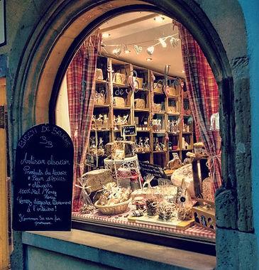photo boutique extérieur
