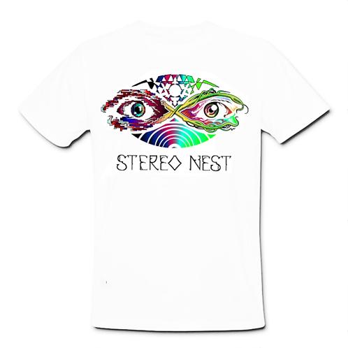 Stereo Nest Logo T- Shirt