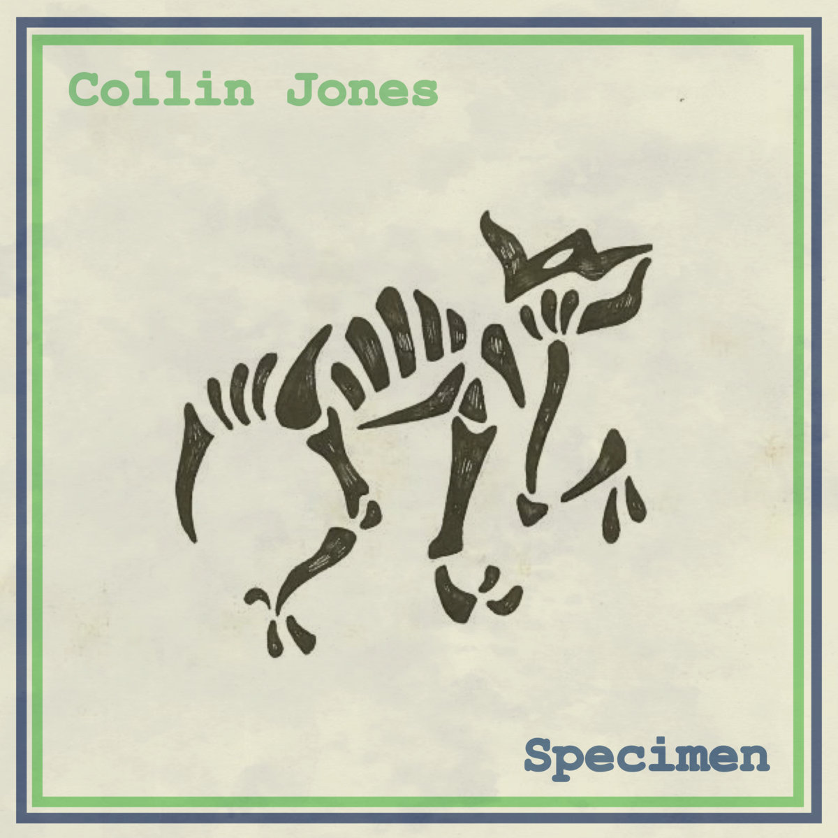 Collin Jones - Specimen