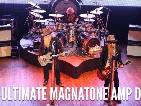 ZZ TOP ON TOUR: THE ULTIMATE MAGNATONE DEMO
