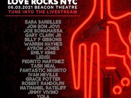 Love Rocks NYC Thrusday