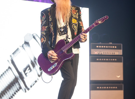 Billy Gibbons at Sweetwater Gearfest!