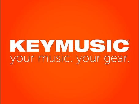Magnatone Welcomes Keymusic België