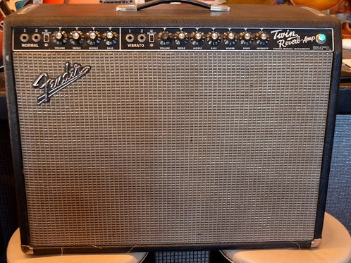 1967 Fender Twin Reverb