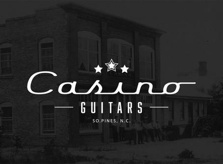 Magnatone Now Sold at Casino Guitars