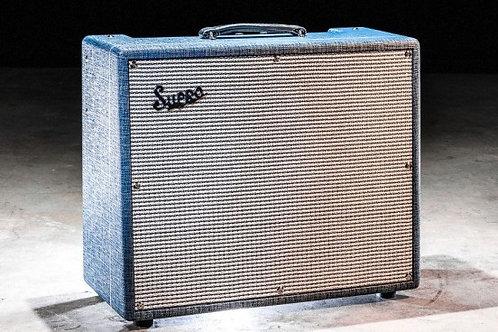 """Supro S6420 Thunderbolt 35-watt 1 x 15"""" Tube Combo"""