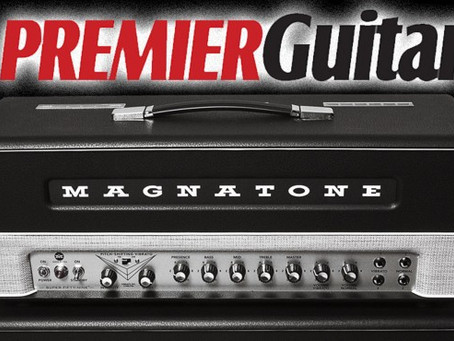 PREMIER GUITAR SUPER FIFTY-NINE REVIEW