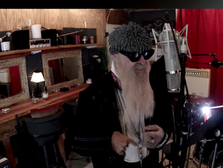 Behind the Scenes with Billy Gibbons