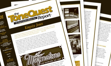 ToneQuest Report Turns Twenty