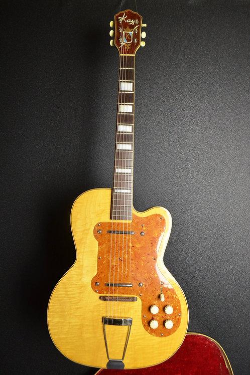 "1960 Kay K161 Thin Twin ""Jimmy Reed"" model"