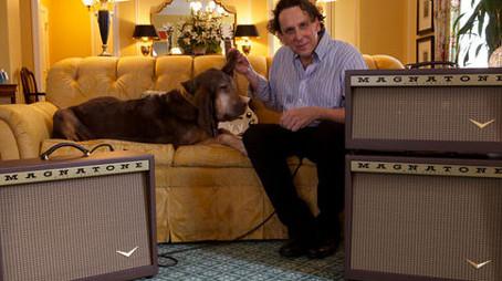 MUSICRADAR: LEGENDARY AMP BRAND RETURNS