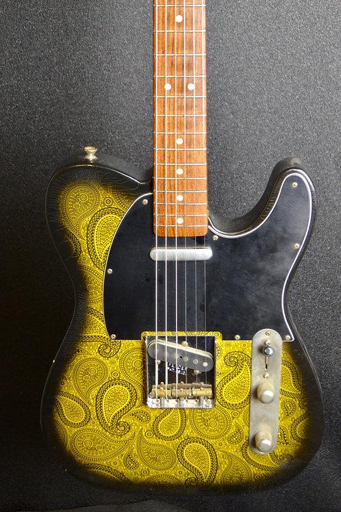 LSL Instruments T-Bone paisley-Poppie