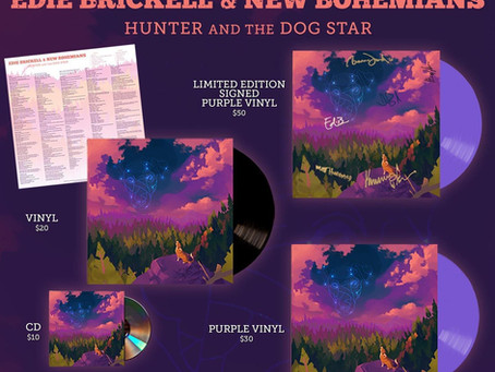 Hunter and the Dog Star!