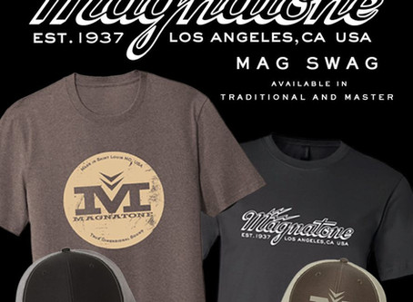 Mag Swag Now Available!