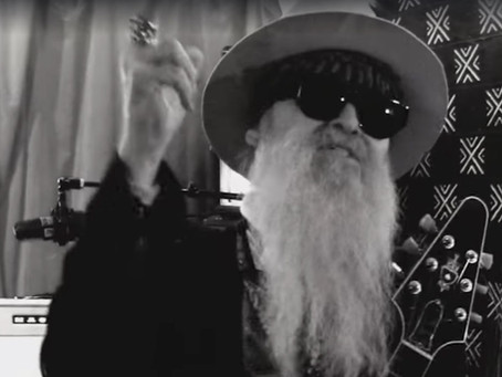 New Song From Billy F Gibbons Out Tonight