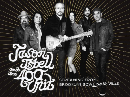 Celebrate New Year's Eve with Jason Isbell and the 400 Unit!