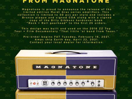 Fat Tuesday Tone From Magnatone!