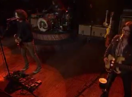 Magnatone played by Jack White in Austin City Limits Special