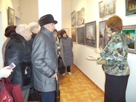 Выставка Константина Тишина