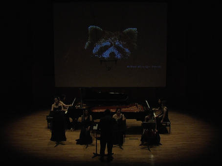 Theatre of the Future | Ensemble of Electronic Music & Piano | 2015