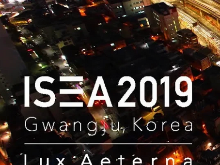 Five works accepted to ISEA 2019