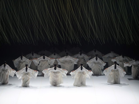 'South Breeze', a Korean Dance Theater, held in Busan