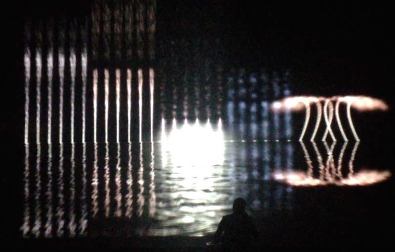 Choreographing Digital Water