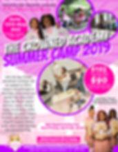 Copy of Kids Summer Camp Flyer Template-