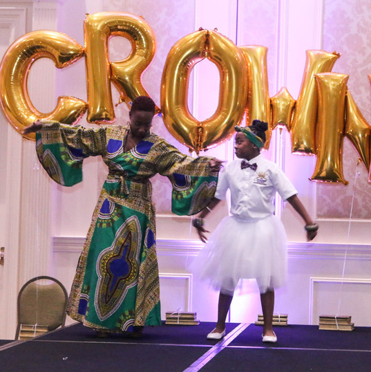 Crowned Mom Ebone & Z'nya