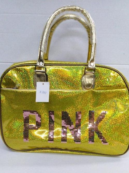 Bolso y maletín marca Pink