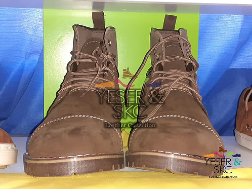 To leather chocolate y suave presi