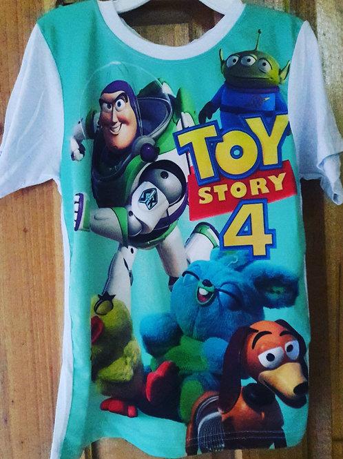 Camisa para niños