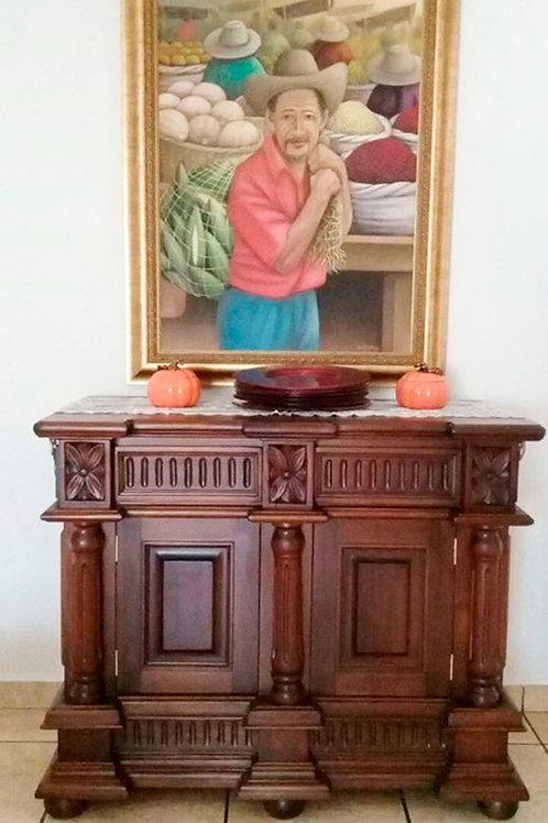 Mueble decorativo para sala