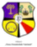 Das Wappen der pennal-conservativen Burschenschaft Tauriska zu Baden... Wahlspruch: Treue, Freundschaft, Vaterland; ... Niederösterreich, Schülerverbindung